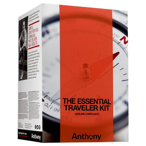 Anthony Essential Traveler Kit | Apothecarie New York