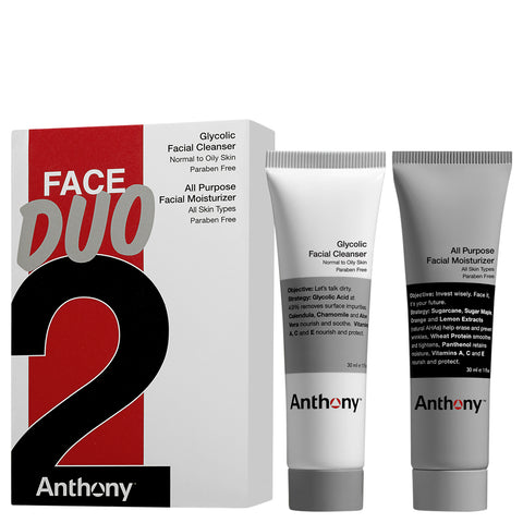 Anthony Face Duo | Apothecarie New York