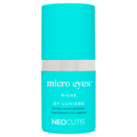 Neocutis Micro-Eyes Riche By Lumiere Extra Moisturizing Tightening Eye Cream | Apothecarie New York