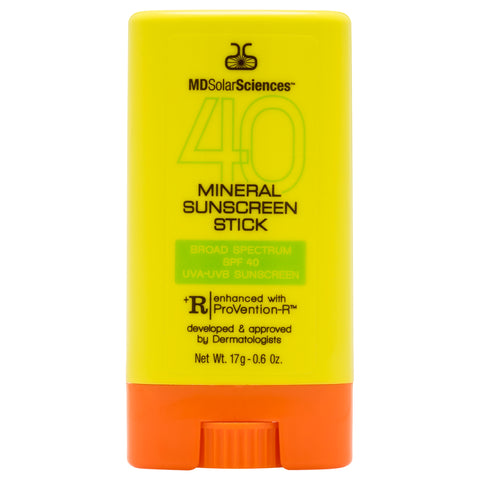 MDSolarSciences Mineral Sunscreen Stick SPF 40 | Apothecarie New York