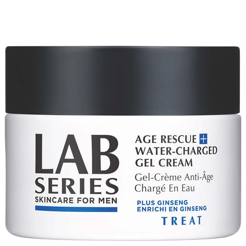 Lab Series Age Rescue and Water Charged Gel Cream | Apothecarie New York