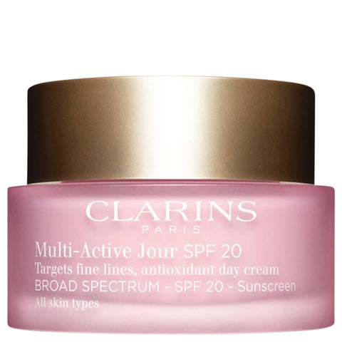 Clarins Multi-Active Day Cream SPF 20 | Apothecarie New York