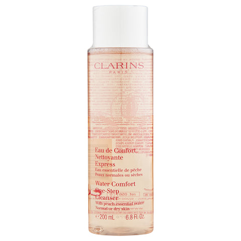 Clarins Water Comfort One-Step Cleanser Normal or Dry Skin | Apothecarie New York