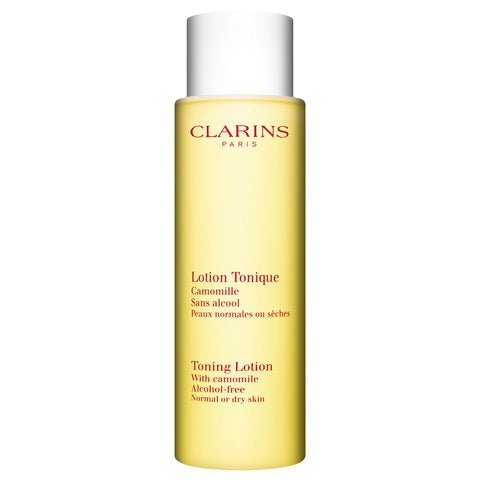 Clarins Toning Lotion with Camomile Normal or Dry Skin | Apothecarie New York