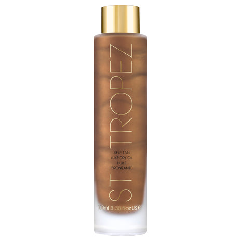 St. Tropez Self Tan Luxe Dry Oil | Apothecarie New York