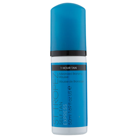 St. Tropez Self Tan Express Advanced Bronzing Mousse | Apothecarie New York