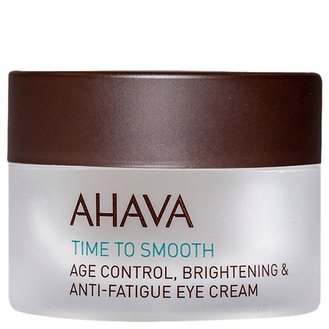 Ahava Age Control Brightening and Anti-Fatigue Eye Cream | Apothecarie New York