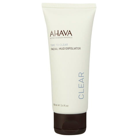 Ahava Facial Mud Exfoliator | Apothecarie New York