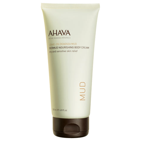 Ahava Dermud Nourishing Body Cream | Apothecarie New York