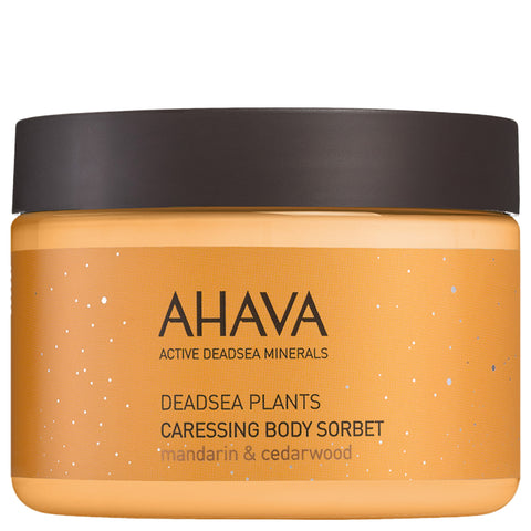 Ahava Caressing Body Sorbet | Apothecarie New York