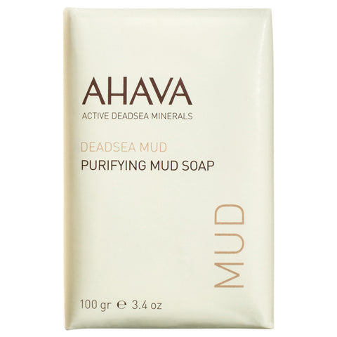 Ahava Purifying Mud Soap | Apothecarie New York