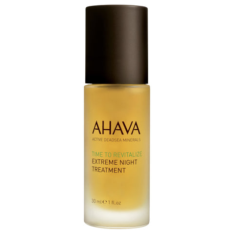 Ahava Extreme Night Treatment | Apothecarie New York
