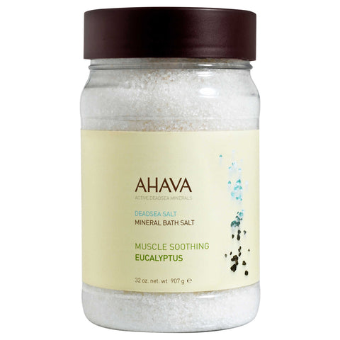 Ahava Eucalyptus Bath Salt | Apothecarie New York