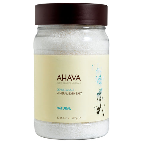 Ahava Natural Bath Salt | Apothecarie New York