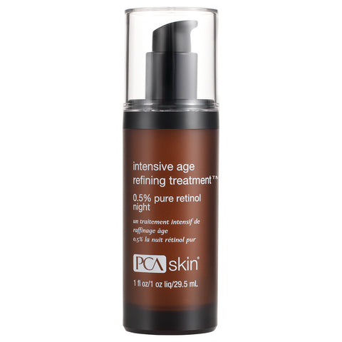 PCA Skin Intensive Age Refining Treatment 0.5% Retinol | Apothecarie New York