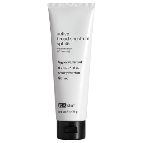 PCA Skin Active Broad Spectrum SPF 45 Water Resistant | Apothecarie New York