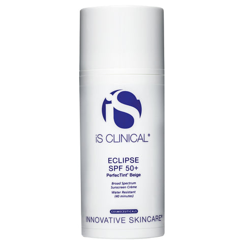 iS Clinical Eclipse SPF 50+ PerfecTint Beige | Apothecarie New York
