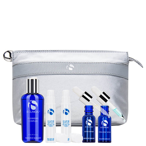 iS Clinical Clearing Travel Kit | Apothecarie New York