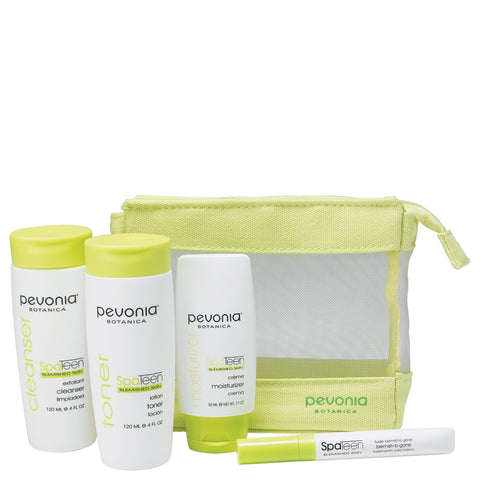 Pevonia SpaTeen Blemished Skin Home Care Kit | Apothecarie New York