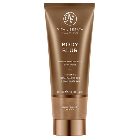 Vita Liberata Body Blur Instant HD Finish Mocha Dark | Apothecarie New York