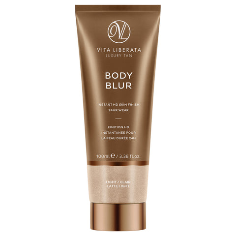 Vita Liberata Body Blur Instant HD Finish Latte Light | Apothecarie New York