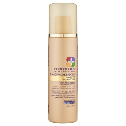 Pureology Nano Works Gold Shampoo | Apothecarie New York