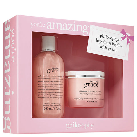 Philosophy You're Amazing Set | Apothecarie New York