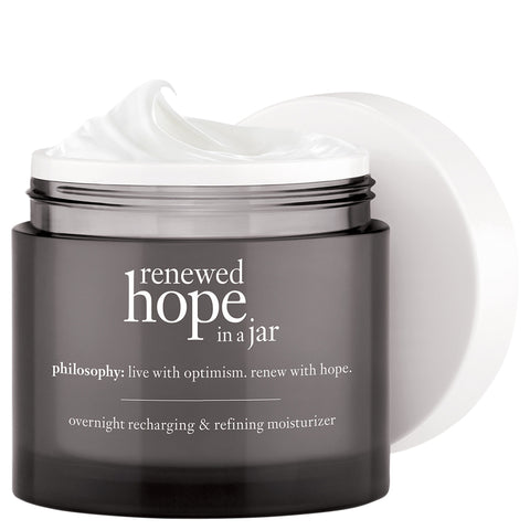 Philosophy Renewed Hope In A Jar Overnight Recharging & Refining Moisturizer | Apothecarie New York
