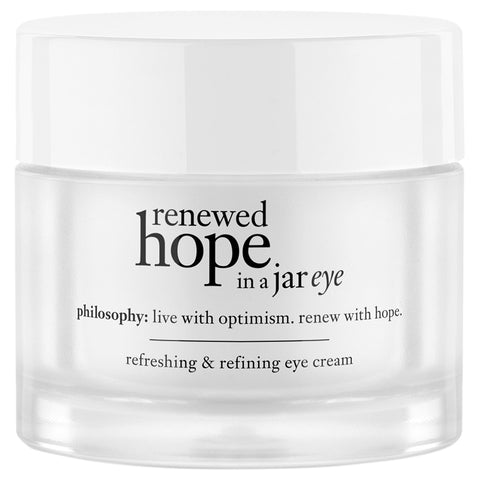 Philosophy Renewed Hope In A Jar Eye Refreshing & Refining Eye Cream | Apothecarie New York