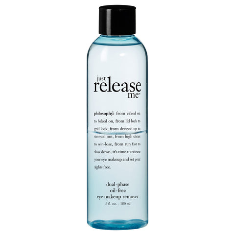 Philosophy Just Release Me Oil-Free Eye Makeup Remover | Apothecarie New York