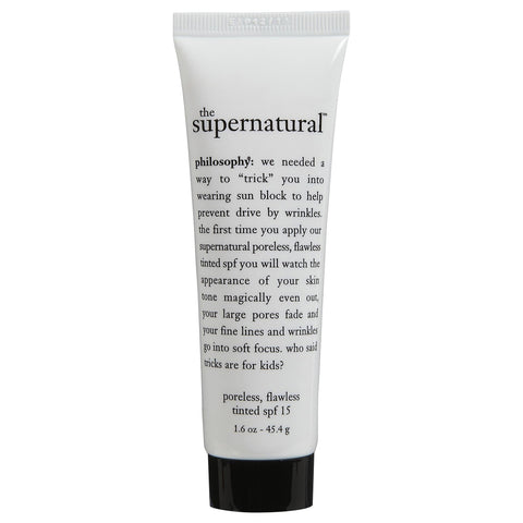 Philosophy The Supernatural Poreless Flawless SPF15 Tinted | Apothecarie New York