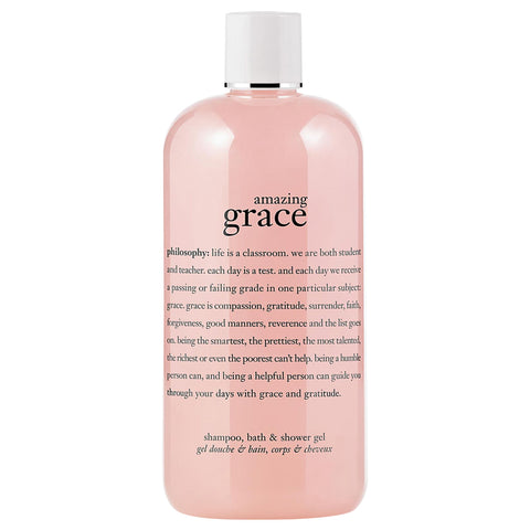 Philosophy Amazing Grace Perfumed Shampoo, Bath & Shower Gel | Apothecarie New York