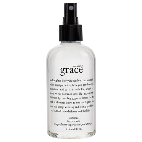 Philosophy Amazing Grace Perfumed Body Spritz | Apothecarie New York