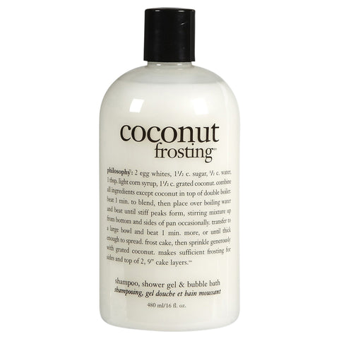 Philosophy Coconut Frosting Shower Gel | Apothecarie New York