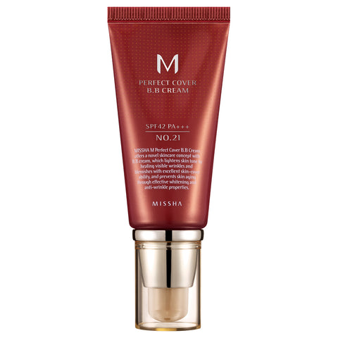 MISSHA M Perfect Cover BB Cream SPF 42 PA+++ | Apothecarie New York