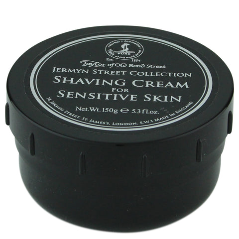 Taylor of Old Bond Street Jermyn Street Collection Shaving Cream | Apothecarie New York
