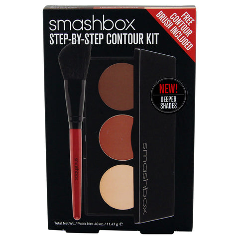 Smashbox Step-by- Step Contour Kit Medium/Dark | Apothecarie New York