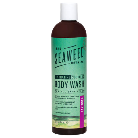 The Seaweed Bath Co. Body Wash Lavender | Apothecarie New York