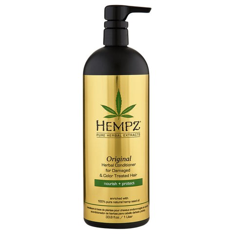 Hempz Original Herbal Conditioner for Damaged & Color-Treated Hair | Apothecarie New York