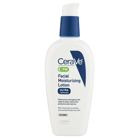 CeraVe Facial Moisturizing Lotion PM | Apothecarie New York