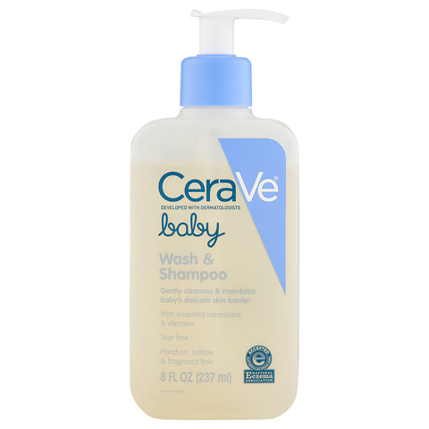 CeraVe Baby Wash & Shampoo | Apothecarie New York