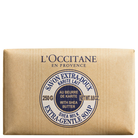 L'Occitane Shea Butter Milk Soap | Apothecarie New York