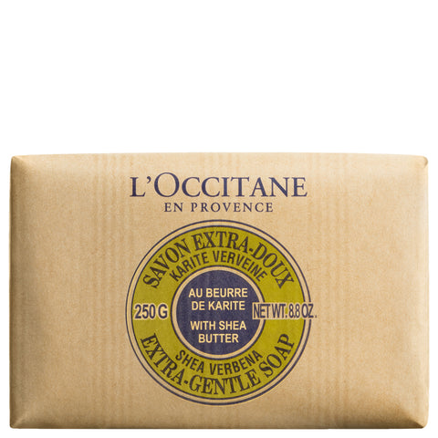 L'Occitane Shea Butter Verbena Soap | Apothecarie New York