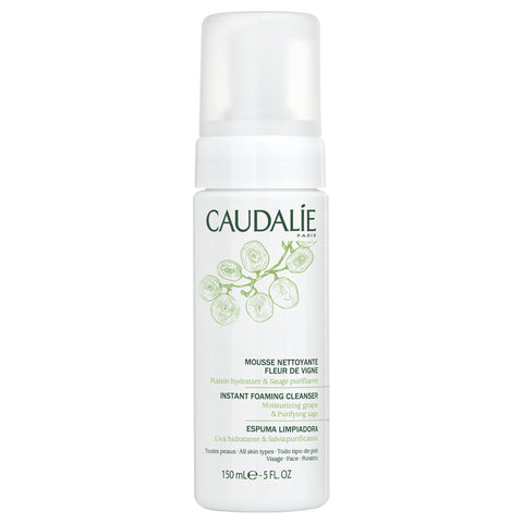 Caudalie Instant Foaming Cleanser | Apothecarie New York