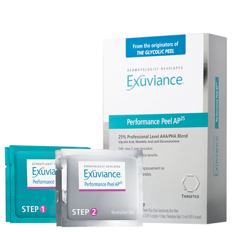 Exuviance Performance Peel AP25 | Apothecarie New York