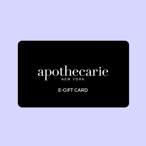 Apothecarie Gift Card