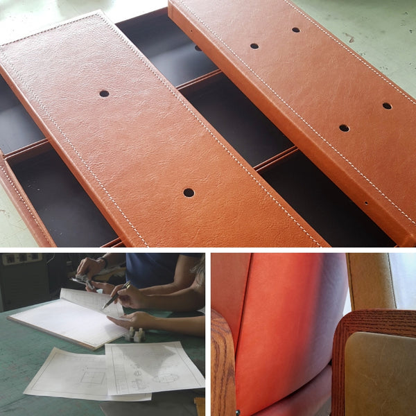 Custom Leather Work