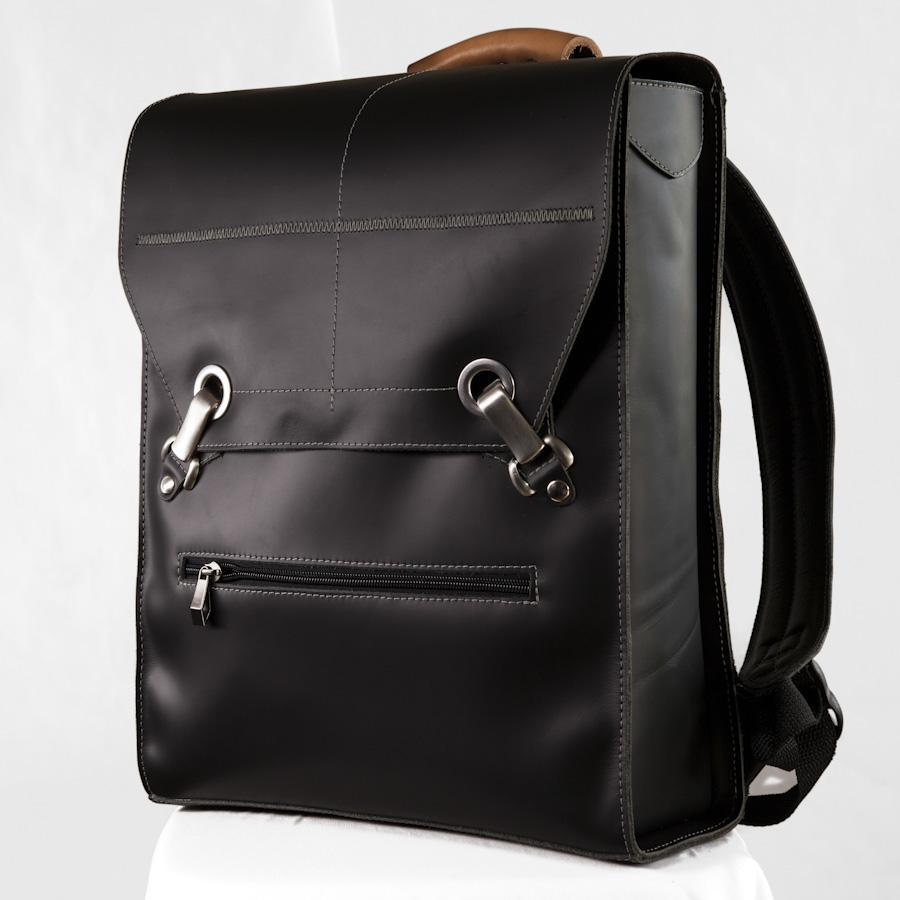 BEN Laptop Backpack – Black-Rimanchik