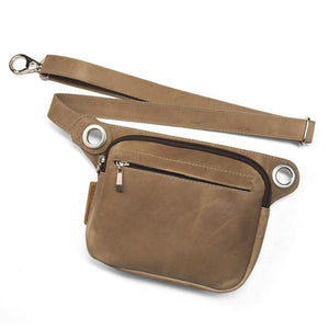 FELIX Fanny Pack / Crossbody Convertible Bag - Camel-Rimanchik