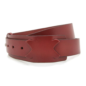 FLASH No-Bulge Belt – Red-Rimanchik
